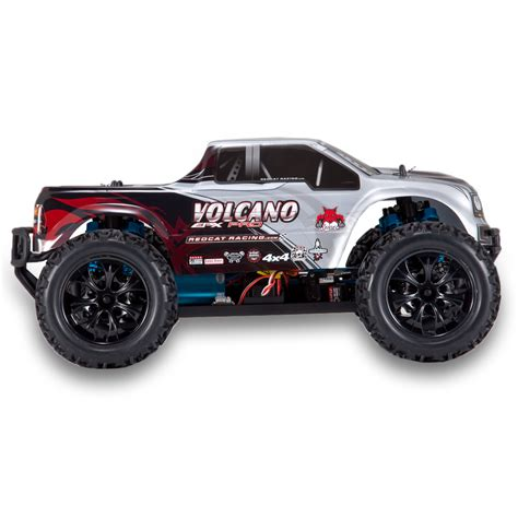 Rc Waterproofing Mount Morris Mi 1 10 Brushless Rc 4wd Truck Redcat Volcano Epx Pro Silver