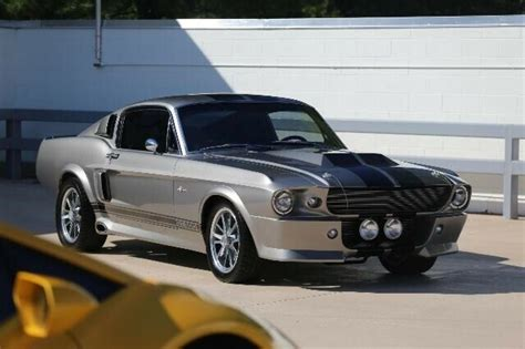 ford mustang gt eleanor tribute  miles grey