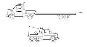 similiar flatbed truck coloring pages keywords flatbed tow truck coloring pages on show wiring diagram camper