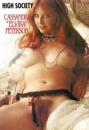 nackt Peterson Cassandra Elvira Nude