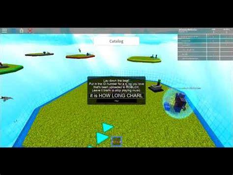 long roblox id code  charlie puth youtube