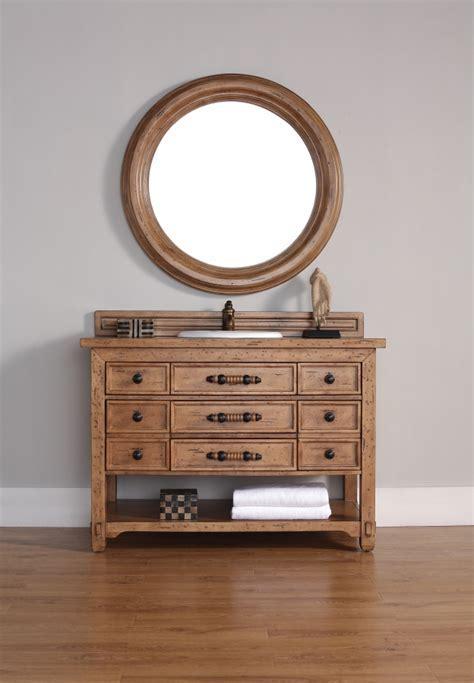 48 Inch Single Sink Bathroom Vanity with Seven Drawers