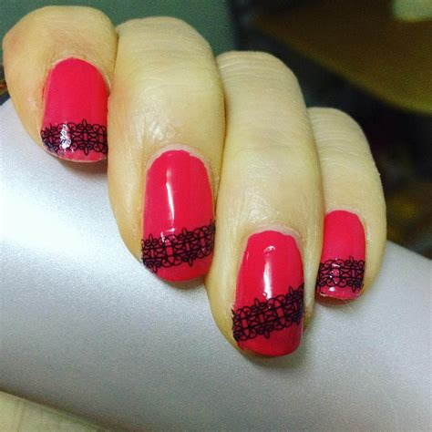 lace nail art designs ideas design trends premium