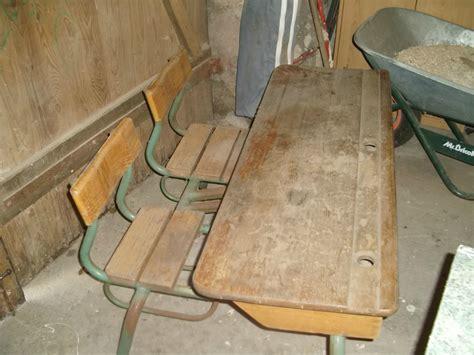 bureau écolier relooké table d 39 écolier la déco de gégé