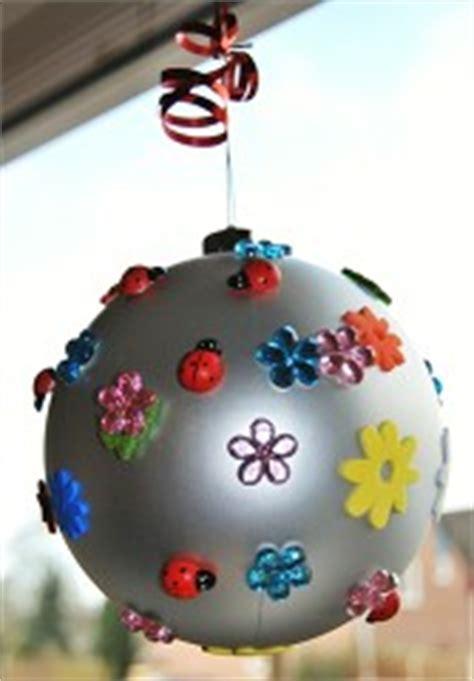 len van papier mache grote kerstballen