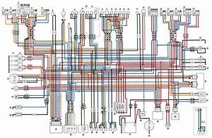 Awesome Wiring Diagram Xj 600  Diagrams  Digramssample