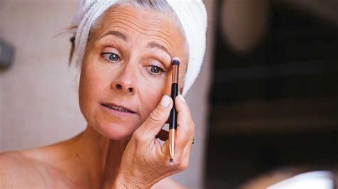 makeup  older women  tips  women   loreal paris