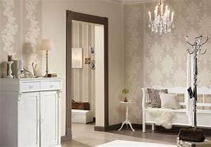 Wall Art Tapete : a s cr ation tapete bohemian beige metallic wall ~ Eleganceandgraceweddings.com Haus und Dekorationen
