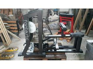 Calf Seduto Calf Machine Seduto Panatta Sport Posot Class