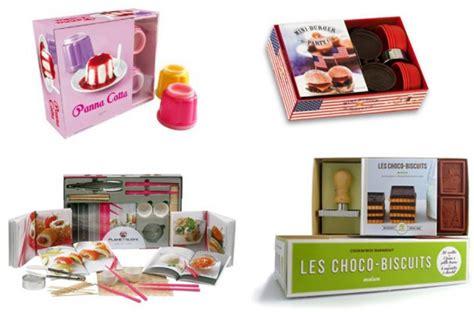 coffret cuisine idées cadeau les coffrets cadeau cuisine pâtisserie