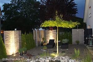 Licht Für Garten : licht im garten bildergalerie bucher garten widnau ~ Michelbontemps.com Haus und Dekorationen
