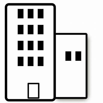 Apartment Clipart Building Clip Clipartmag