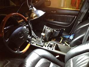 Service Manual  Remove The Cigar Lighter In A 2000 Lexus Gs