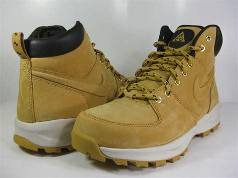 Nike Manoa Leather Haystack/velvet Brown -454350 700- Mens