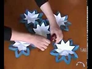 Comment Faire Des Origami : comment faire une fleur tres simple origami youtube ~ Nature-et-papiers.com Idées de Décoration