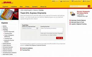 Dhl Express Online : dhl tracking track and trace track ~ Buech-reservation.com Haus und Dekorationen