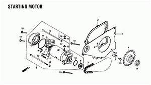 Honda Rebel 250 Parts Diagram