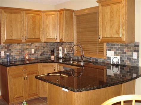 oak cabinets kitchen ideas top 10 kitchen colors with oak cabinets 2017 mybktouch