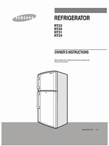 Samsung Fridge Manual Pdf