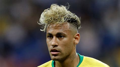 Neymar Debuts Another New Hairstyle After Abandoning