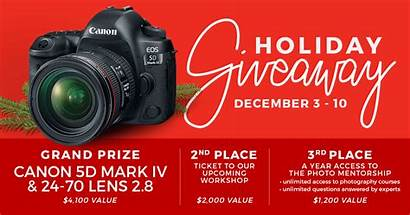 Giveawaybase Canon Iv 5d Mark F2 Giveaway