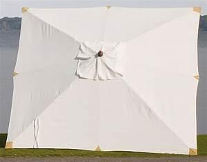 Sonnenschirm Von Oben : zebra sonnenschirm samba 3x3m holz schirm natur taupe art jardin ~ Orissabook.com Haus und Dekorationen