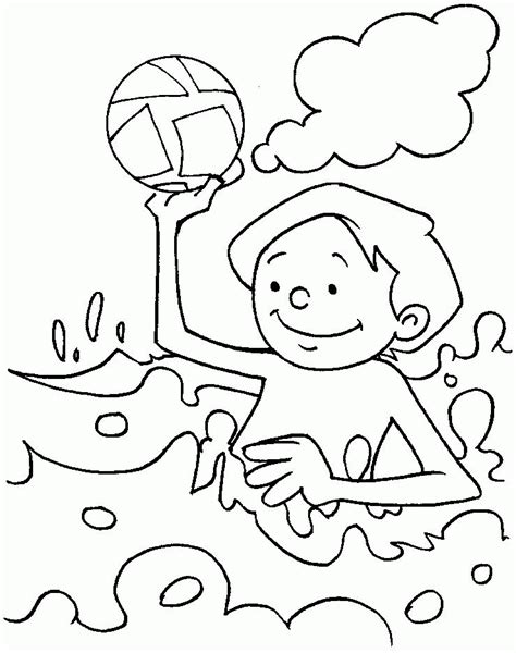 Coloring Pages Of Water by Water Coloring Pages For Coloring Home