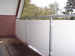 Platten Für Balkon : balkonverkleidung oder balkon sichtschutz wir zeigen ~ Lizthompson.info Haus und Dekorationen