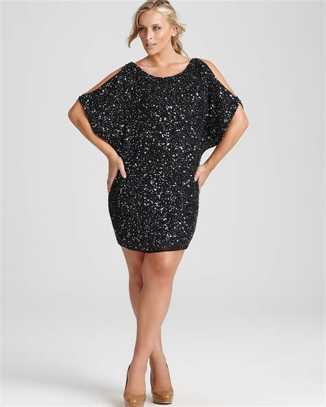 Plus  Ee    Ee   Sequin Dress Cheap Shopping Guide We