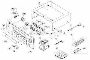 Yamaha Av Receiver Parts