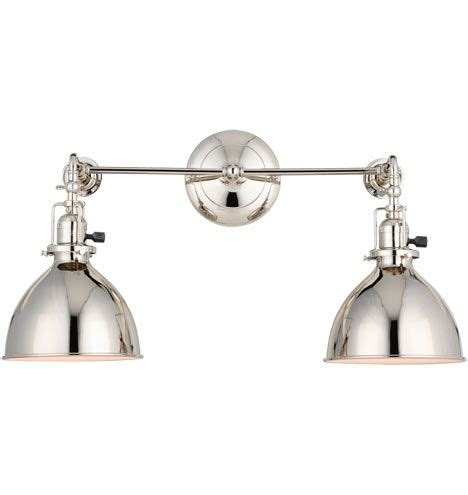 grandview double sconce industrial  light adjustable wall