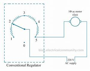 Squirrel Cage Fan Wiring Diagram