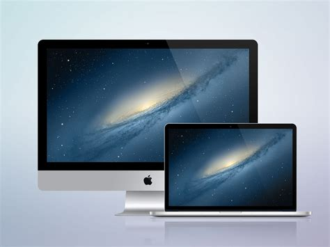 83+best Free Psd Macbook Pro & Air And Imac Mockup