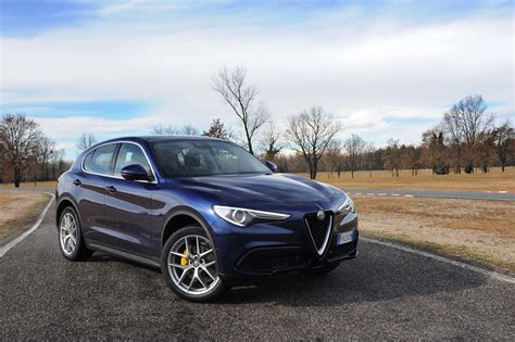 2018 Alfa Romeo Stelvio 20 Awd First Drive Getting The