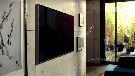 gap wall mount qled tv youtube