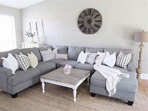 Grey Living Room Furniture Ideas at Home design concept ideas