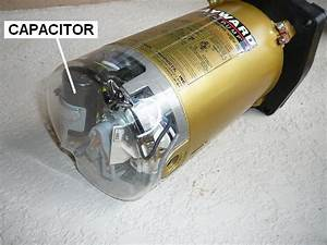 How To Replace A Pool Pump Capacitor