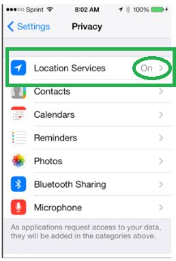how to turn on location on iphone 5 how to fix iphone 6 battery tech files