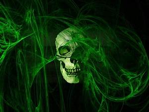 Skull Wallpapers 3D - Wallpaper Cave