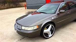 2000 Cadillac Sls On 22s