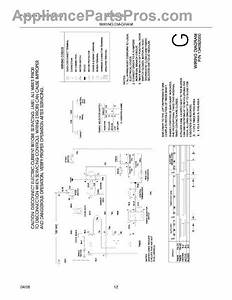 Parts For White Westinghouse Sgr641hs0  Wiring Diagram