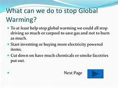 How we can stop global warming essay