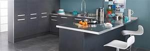 Installer Un Plan De Travail : poser un plan de travail en cuisine ~ Melissatoandfro.com Idées de Décoration