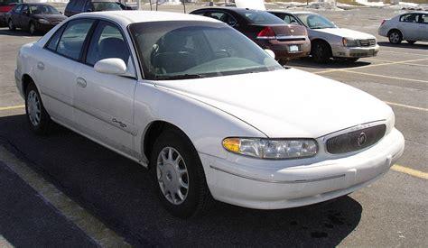 2001 buick century limited sedan 3 1l v6 auto