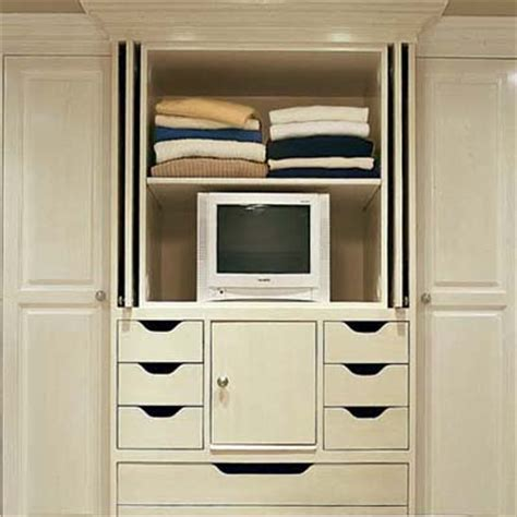 built  armoire dressing closet design   house