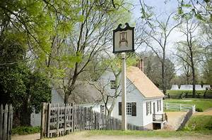 Colonial Williamsburg Hay Cabinet Shop Tour (part 1