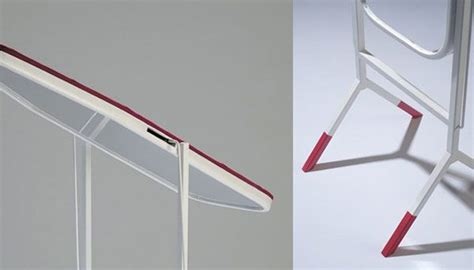 Multifunctional Design  Ironing Board & Mirror By Aïssa