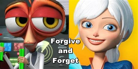 Monsters Vs. Aliens- Forgive And Forget By Thebig