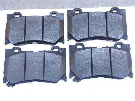 For Sale Used Front 4piston +rear 2piston Brake Pads 09