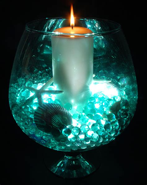 3 Submersible Led Vase Lights, Sumix Disc 3, Remote Ready